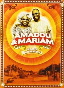 CD Shop - AMADOU & MARIAM PARIS BAMAKO