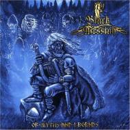 CD Shop - BLACK MESSIAH OF MYTHS AND LEGEND