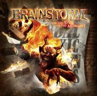 CD Shop - BRAINSTORM ON THE SPUR OF THE MOMENT L