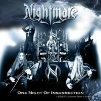 CD Shop - NIGHTMARE ONE NIGHT OF INSURRECTION