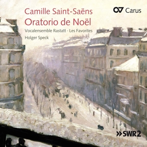 CD Shop - SAINT-SAENS, C. Oratorio De Noel
