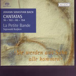 CD Shop - BACH, J.S. Cantatas Vol.4