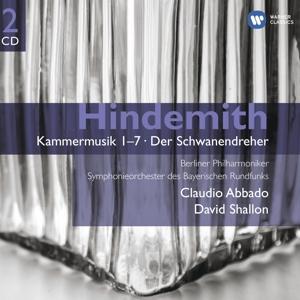 CD Shop - ABBADO/BERLINER PHILHARMONIKER GEMINI-KAMMERMUSIK
