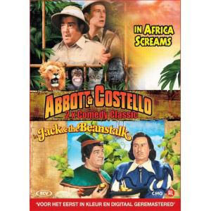 CD Shop - ABBOTT & COSTELLO CLASSIC COMEDY BOX
