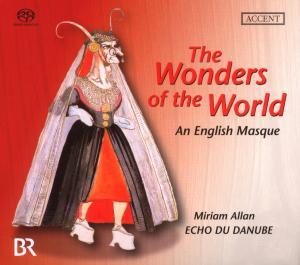 CD Shop - ALLAN, MIRIAM & ECHO DU.. WONDERS OF THE WORLD