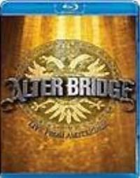 CD Shop - ALTER BRIDGE LIVE FROM AMSTERDAM