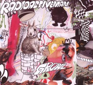 CD Shop - RADIOACTIVE MAN GROWL