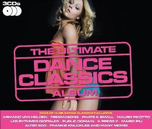 CD Shop - V/A ULTIMATE DANCE CLASSICS ALBUM