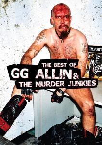 CD Shop - ALLIN, G.G. BEST OF GG ALLIN AND THE MURDER JUNKIES