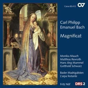 CD Shop - BACH, C.P.E. Magnificat/Christmas Cantata