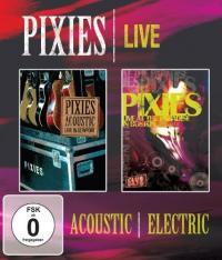 CD Shop - PIXIES ACOUSTIC & ELECTRIC-LIVE-