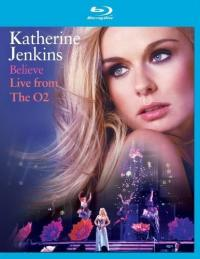 CD Shop - JENKINS, KATHERINE BELIEVE-LIVE FROM THE O2