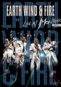 CD Shop - EARTH, WIND & FIRE LIVE AT MONTREUX 1997