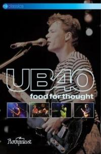 CD Shop - UB 40 FOOD FOR THOUGHT