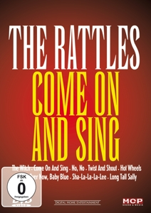 CD Shop - RATTLE COME ON AND SING