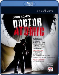 CD Shop - ADAMS, J. DOCTOR ATOMIC