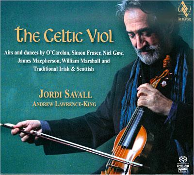 CD Shop - SAVALL, JORDI Celtic Viol