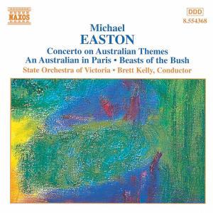 CD Shop - EASTON, M. ORCHESTRAL WORKS