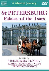 CD Shop - A MUSICAL JOURNEY ST. PETERSBURG