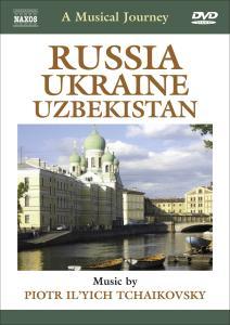 CD Shop - A MUSICAL JOURNEY RUSSIA UKRAINE UZBEKISTAN