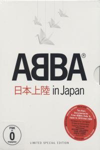 CD Shop - ABBA ABBA IN JAPAN