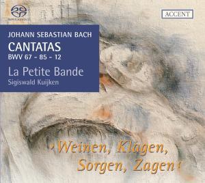 CD Shop - BACH, J.S. Cantatas Vol.11:Bwv67,85,12