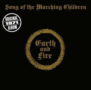CD Shop - EARTH & FIRE SONG OF THE MARCHING