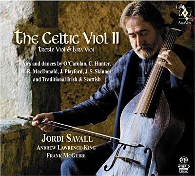 CD Shop - SAVALL, JORDI Celtic Viol Ii