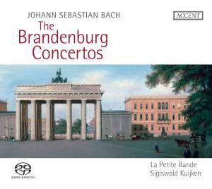 CD Shop - BACH, J.S. Brandenburg Concertos