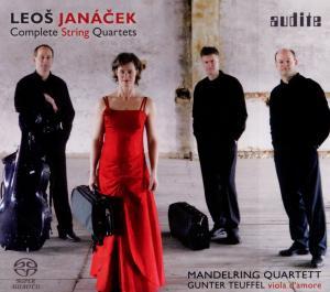 CD Shop - JANACEK, L. Complete String Quartets