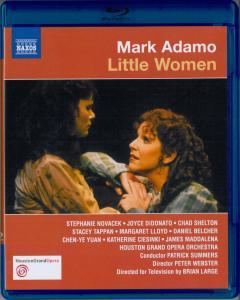 CD Shop - ADAMO, M. LITTLE WOMEN