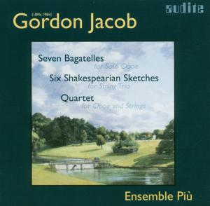 CD Shop - JACOB, G. Seven Bagatelles