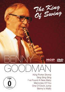 CD Shop - GOODMAN, BENNY KING OF SWING
