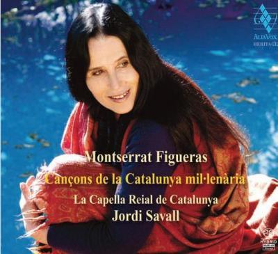 CD Shop - SAVALL, JORDI Cancons De La Catalunya Mil Lenaria