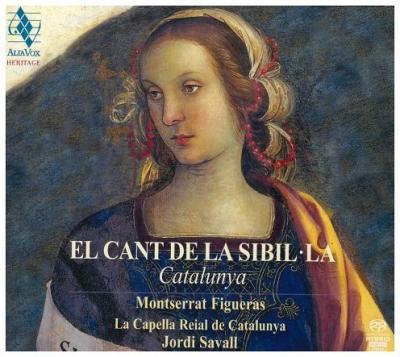 CD Shop - SAVALL, JORDI El Cant De La Sibilla
