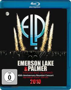 CD Shop - EMERSON, LAKE & PALMER 40TH ANNIVERSARY REUNION CONCERT
