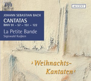 CD Shop - BACH, J.S. Cantatas Vol.14:Christmas Cantatas
