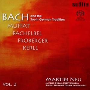 CD Shop - BACH, J.S. Bach and the North German