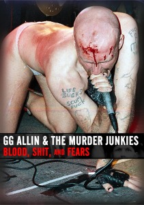 CD Shop - ALLIN, G.G. BLOOD, SHIT AND FEARS