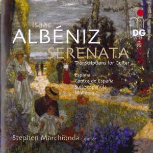 CD Shop - ALBENIZ, I. SERENATA:GUITAR TRANSCRIPTIONS