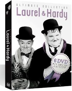CD Shop - LAUREL & HARDY BEST OF BOX