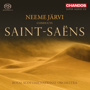 CD Shop - SAINT-SAENS, C. Orchestral Works