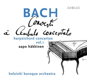 CD Shop - BACH, J.S. A Cembals Concertato
