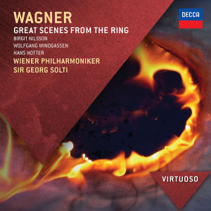 CD Shop - WAGNER, R. GREAT SCENES FROM THE RING