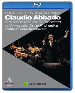 CD Shop - ABBADO, CLAUDIO FESTIVAL DE LUCERNE 2010