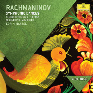 CD Shop - RACHMANINOV, S. SYMPHONIC DANCES