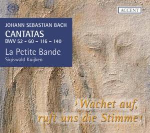 CD Shop - BACH, J.S. Cantatas Vol.15