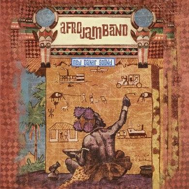 CD Shop - AFRO JAM -BAND- AFRO JAM BAND