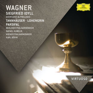 CD Shop - WAGNER, R. SIEGFRIED-IDYLL
