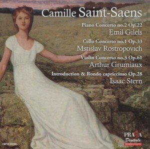 CD Shop - SAINT-SAENS, C. Piano Concerto No.2
